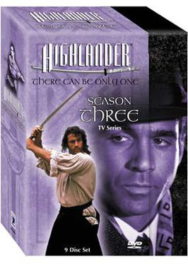 Highlander The Series - Season 3 movie