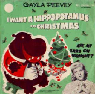 I Want A Hippopotamus For Christmas Lyrics.I Want A Hippopotamus For Christmas Wikipedia