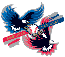 Interleague play logo
