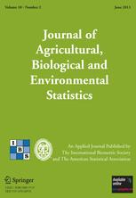 <i>Journal of Agricultural, Biological and Environmental Statistics</i> Academic journal