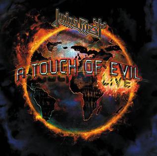 <i>A Touch of Evil: Live</i> 2009 live album by Judas Priest