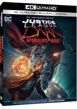 Justice League Dark Apokolips War Wikipedia
