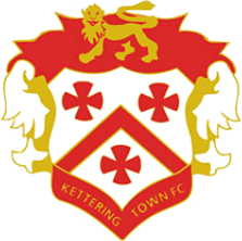 Kettering Town F.C. Association football club in Burton Latimer, England