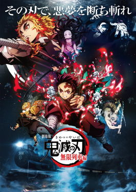 Demon Slayer Kimetsu No Yaiba The Movie Mugen Train Wikipedia