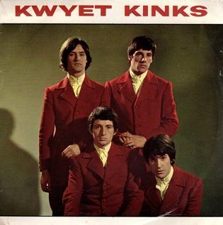 Kwyet Kinks artwork