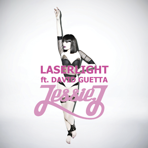 Jessie J featuring David Guetta — Laserlight (studio acapella)