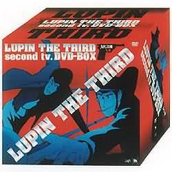 <i>Lupin the Third Part II</i> Japanese anime television series