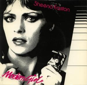 Modern Girl (Sheena Easton song) 1980 single by Sheena Easton