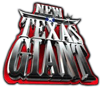 New Texas Giant roller coaster located at Six Flags Over Texas