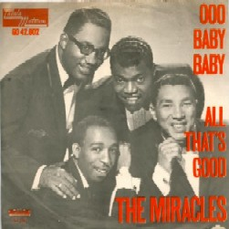 Ooo Baby Baby 1965 single by The Miracles