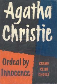 Ordeal by Innocence First Edition Cover 1958.jpg