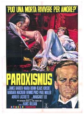 Venus in Furs (1969) movie poster