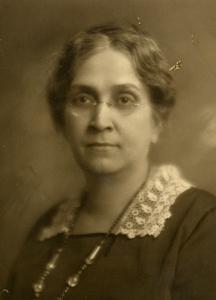 Frances F. Threadgill American club woman