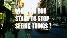 When Did You Start to Stop Seeing Things? 10th episode of the first season of Randall and Hopkirk (Deceased)