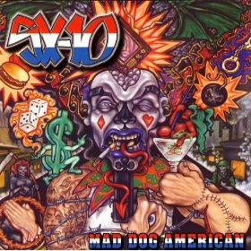 <i>Mad Dog American</i> 2000 studio album by SX-10