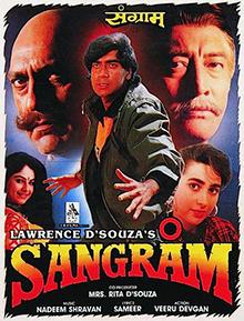 <i>Sangram</i> (1993 film) 1993 Indian Hindi language film