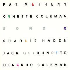 <i>Song X</i> 1986 studio album by Pat Metheny and Ornette Coleman