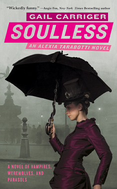 Soulless by Gail Carriger 1st edition cover.png