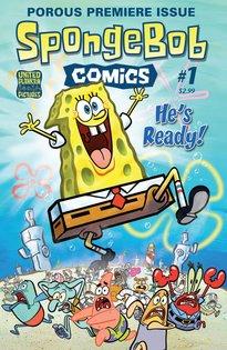 SpongeBob Comics - Wikipedia
