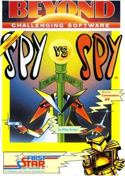 Spy vs. Spy (1984 video game)
