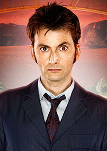 Tenth Doctor Fictional character from the TV series Doctor Who