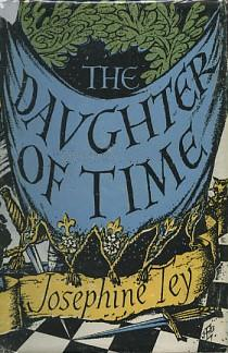 The Daughter of Time - Josephine Tey.JPG