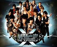 <i>The X-Family</i>