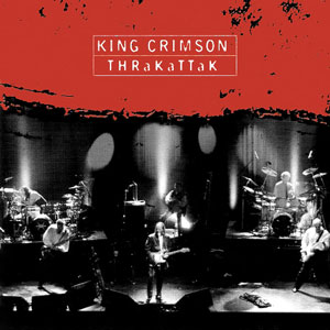<i>Thrakattak</i> 1996 live album by King Crimson