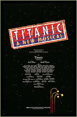 titanic musical wikipedia. Black Bedroom Furniture Sets. Home Design Ideas