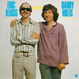 """Le """"jazz-rock"""" au sens large (des années 60 à nos jours) - Page 9 Together_%28Eric_Kloss_and_Barry_Miles_album%29"""