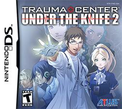 <i>Trauma Center: Under the Knife 2</i> 2008 video game