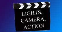 Lights! Camera! Action! Hosted by Steven Spielberg
