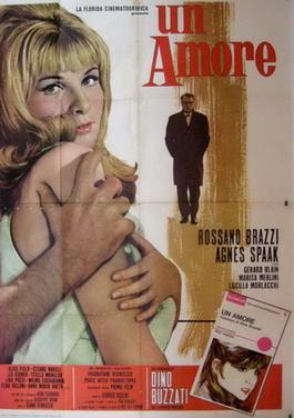 Giorgio GASLINI (cinéma & jazz) Un_amore