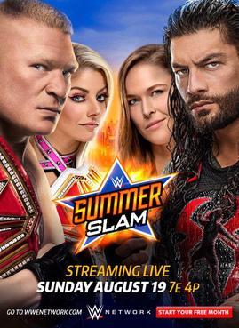 Post image of WWE SummerSlam 2018