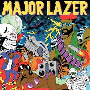 <i>Guns Dont Kill People... Lazers Do</i> 2009 studio album by Major Lazer