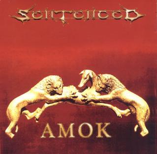 <i>Amok</i> (Sentenced album) 1995 studio album by Sentenced