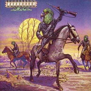 <i>Bandolier</i> (album) 1975 studio album by Budgie