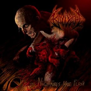 <i>Nightmares Made Flesh</i> 2004 studio album by Bloodbath