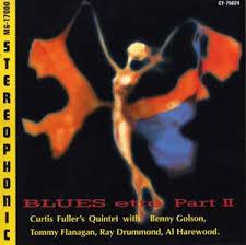 <i>Blues-ette Part II</i> 1993 studio album by Curtis Fuller