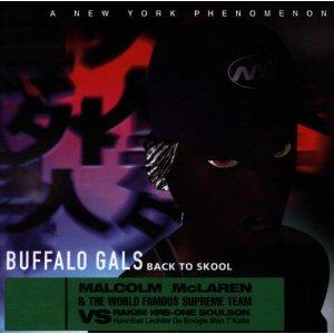 <i>Buffalo Gals Back to Skool</i> 1998 compilation album by Malcolm McLaren