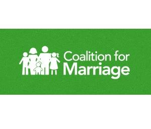 Hasil gambar untuk coalition for marriage