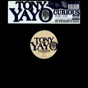 Curious (Tony Yayo song) single