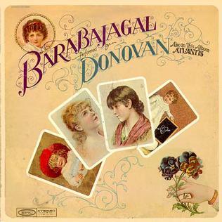 <i>Barabajagal</i> 1969 studio album by Donovan