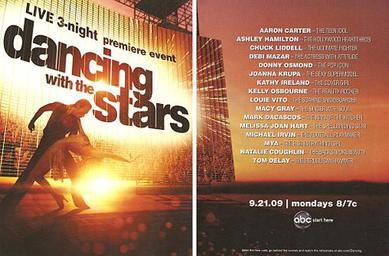 Dancing with the Stars (American season 9) - Wikipedia