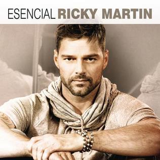 esencial ricky martin album wikipedia