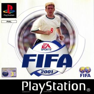 <i>FIFA 2001</i> 2000 video game