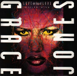 Grace Jones — Love on Top of Love (studio acapella)