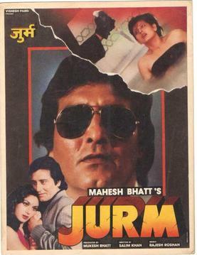 Jurm (1990 film) - Wikipedia