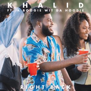 Right Back (Khalid song) - Wikipedia