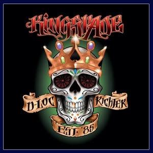<i>Kingspade</i> (album) 2004 studio album by Kingspade